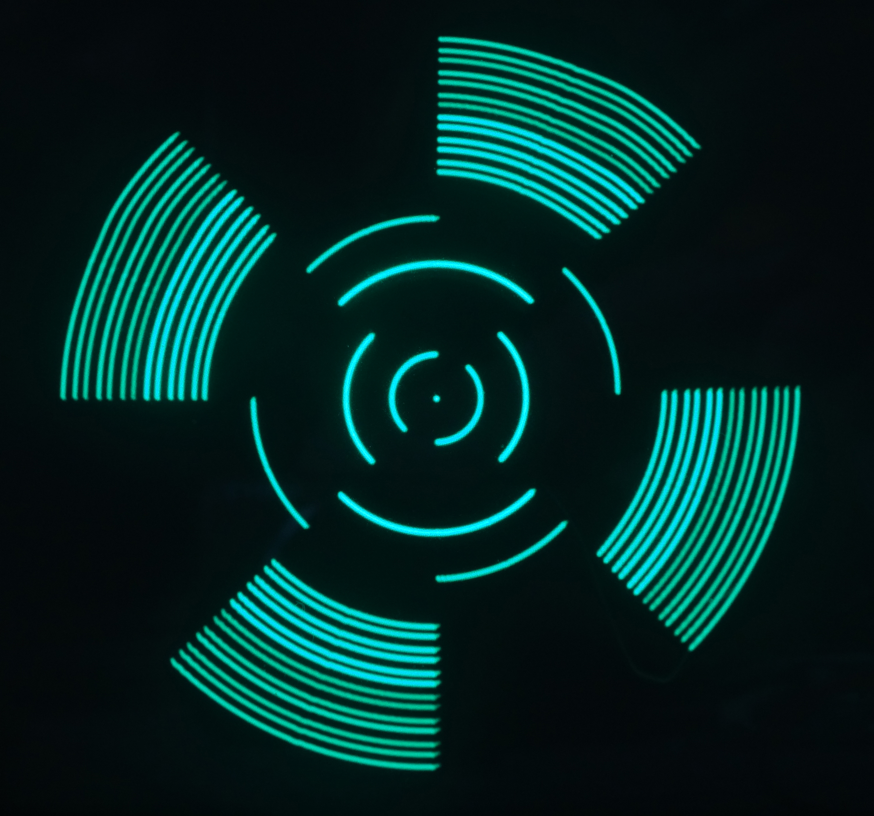Circle Graphics – Lissajous figures | Oscilloclock.com