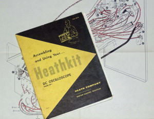 Heathkit OR-1 manual - a work of art