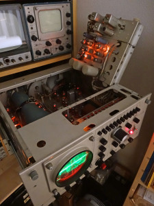 Tektronix 526 Vectorscope