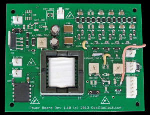 Power Board - with improved optocoupler